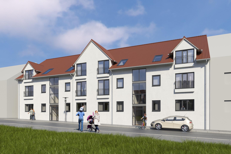 Neubauprojekt 13 Eigentumswohnungen In Maintal Hochstadt Niba